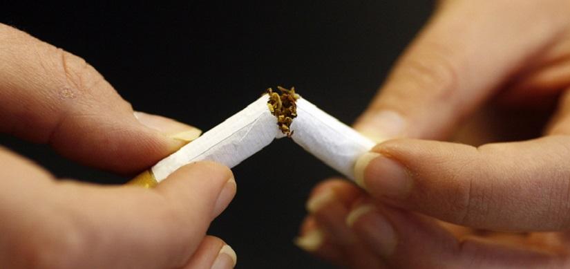 La testa se smettere di fumare farà male