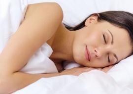Ecco il segreto per dormire sonni tranquilli