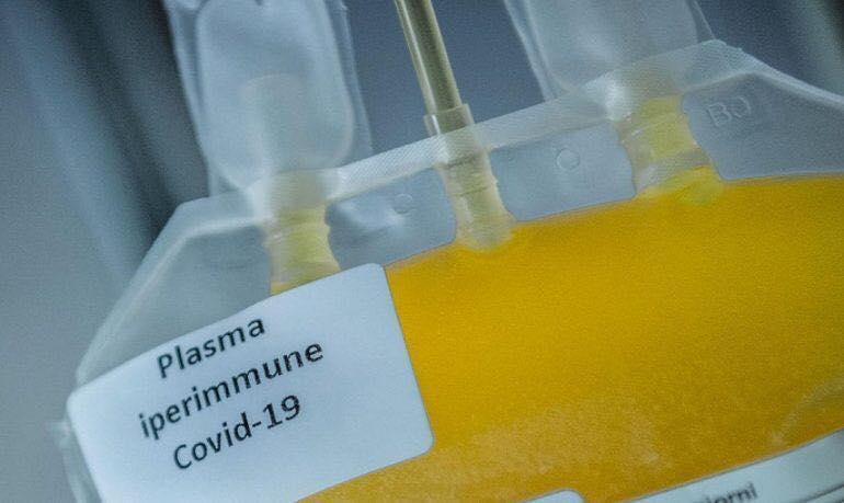 plasma iperimmune covid-19