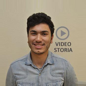 Riccardo, 20 <br/> Studente