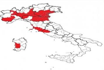 Sospensione di sangue temporanea per chi è stato in queste province italiane