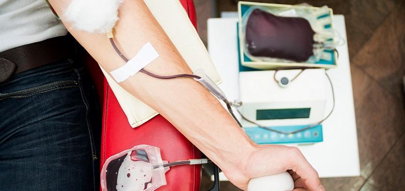 Donazione di sangue e controindicazioni